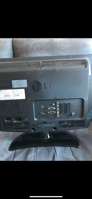 "television 19"" LG"