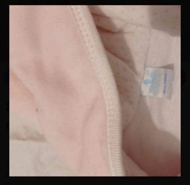 Buzo niña (3 meses)