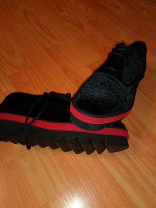 Zapatos marca Un paso más