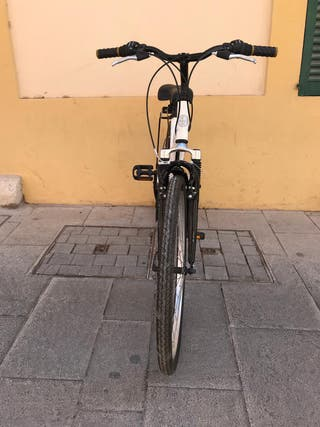 Bicicleta chica/mujer country 26 equipped