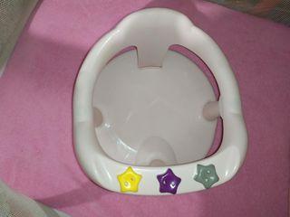 asiento bañera para bebes
