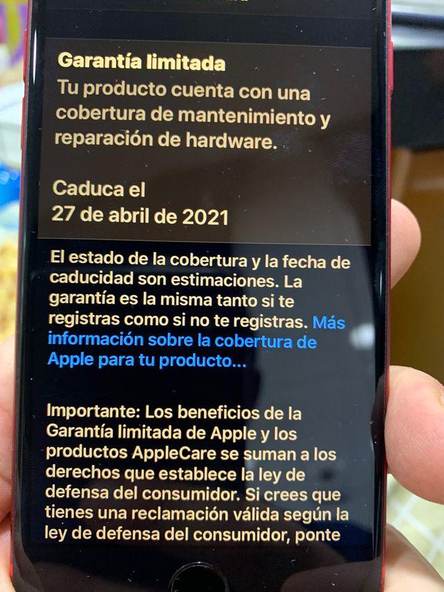 IPHONE SE 2* Generación
