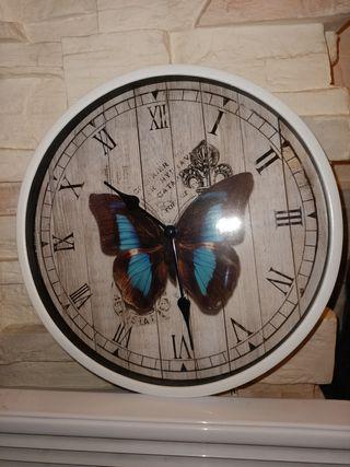 Precioso Reloj de Pared