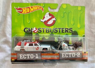 Hot Wheels premiun caza fantasmas