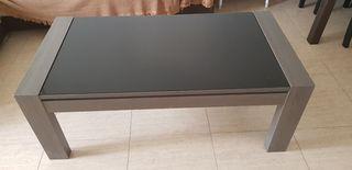 Mesa auxiliar/mesa de centro abatible