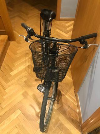 Bicicleta bh bolero negra