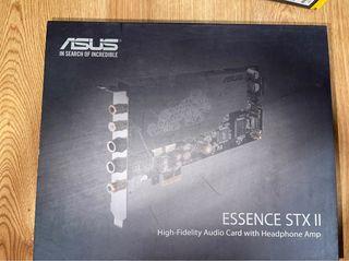 Tarjeta de sonido Asus essence stx 2