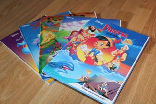 Libros Catalan-Ingles Disney