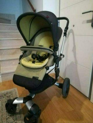 Carro bebe + capazo SCOUT CONCORD NEO