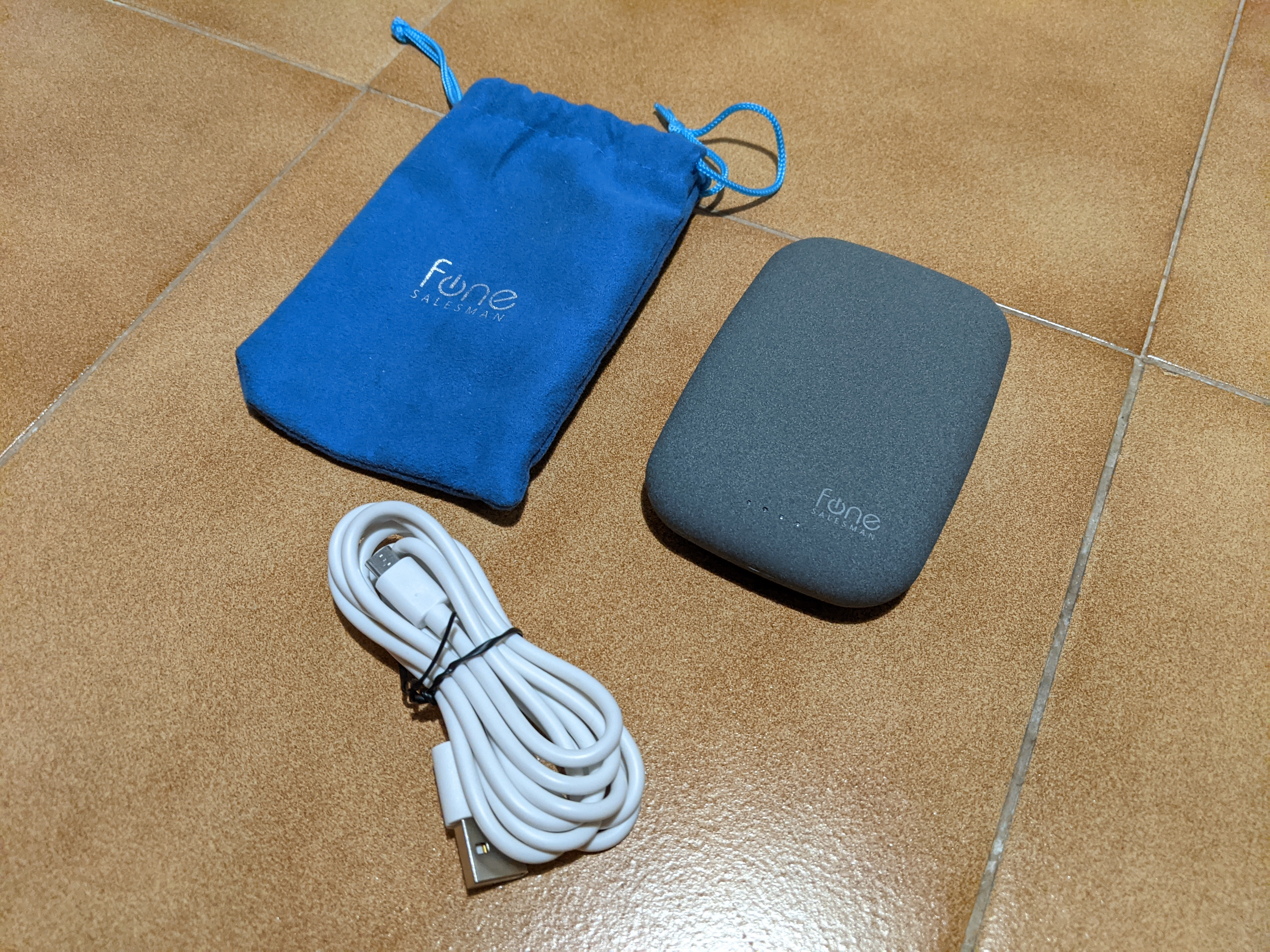 Power Bank QiStone 4000 mAh