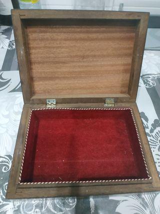 caja de Tarracena