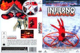 infierno blanco dvd