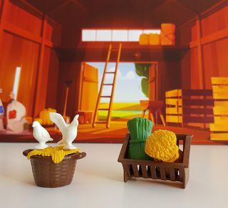Playmobil Pack Belén o granja