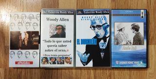 Pack VHS Woody Allen