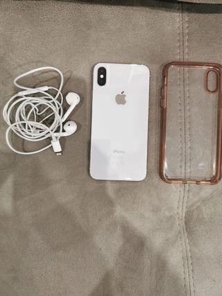 iPhone X 64 GB, batería al 97% de salud
