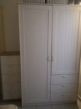 armario ikea 2 puertas