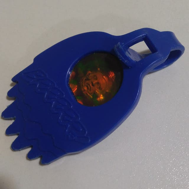 batman robin pelicula kelloggs holograma promocion