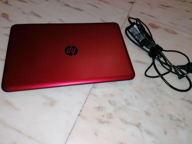 ORDENADOR PORTATIL HP INTEL i3 4GB RAM W10 1TB