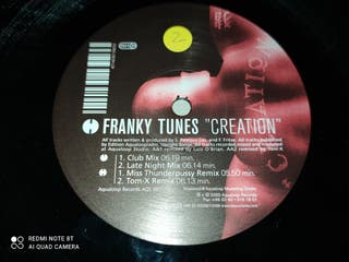 Franky Tunes# Creation