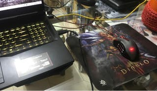 Ratón ( mouse ) gaming gxt 166
