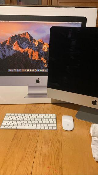 iMac 21.5 octubre 2017