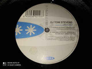 DJ Tom Stevens# Emotions