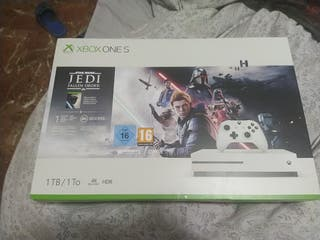 Bllister de cartón de caja de Xbox One S 1tb
