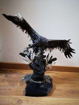 Estatua Aguila Bronce Casasola