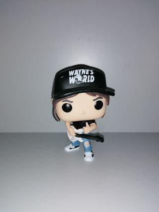 El mundo de Wayne funko pop