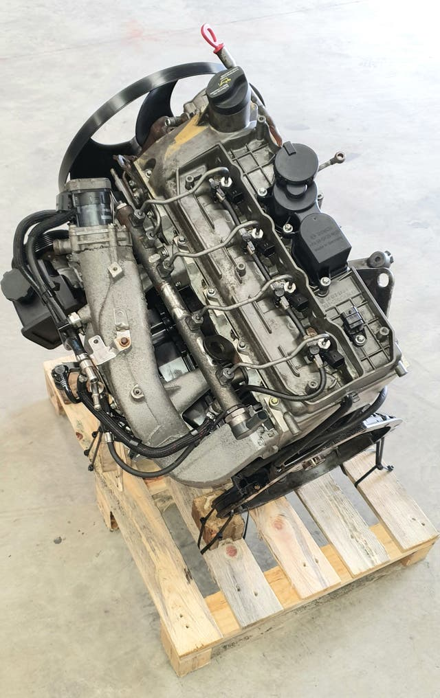 motor mercedes sprinter 646986