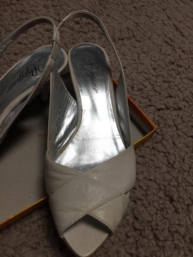 Sandalia piel beguer