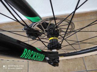 bicicleta mtb Cube Reaction Gtc