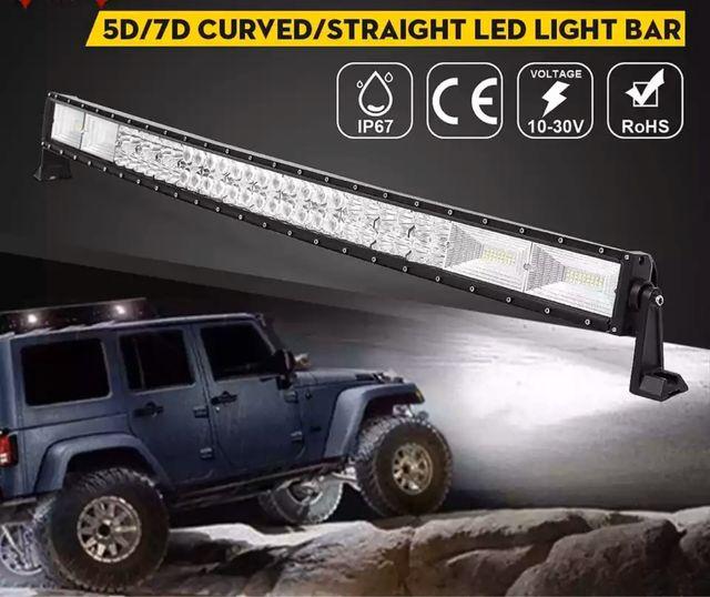 "Barra led 42"" 106 cm nuevas"