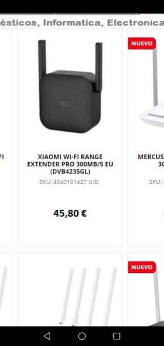 wifi extensor, repetidor wifi