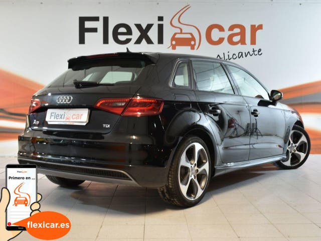 Audi A3 Sportback 1.6 TDI clean d 110CV S line