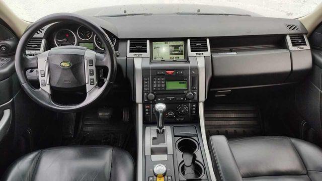 Land-Rover Range Rover Sport 3.6 TDV8 HSE AUTOBIOGRAPHY