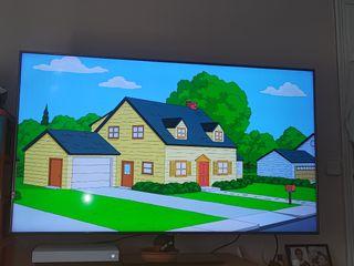 "tv 55"" Samsung Smart TV 4k crystal UHD"