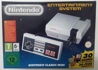 Nintendo Classic Mini(2 mandos originales)