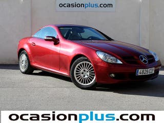 Mercedes-Benz Clase SLK 200 K 120 kW (163 CV)