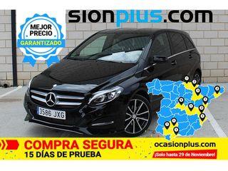 Mercedes-Benz Clase B 200 d 100 kW (136 CV)