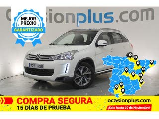 Citroen C4 Aircross 1.6 HDI Seduction 84 kW (114 CV)