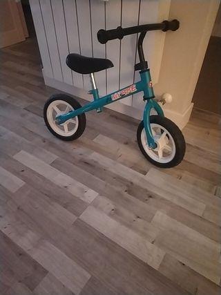 bicicleta niñ@ 3 años