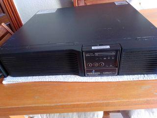 SAI UPS EMERSON NETWORK POWER LIEBERT 1500 USADO