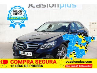 Mercedes-Benz Clase E 220 BlueTEC Avantgarde 125 kW (170 CV)