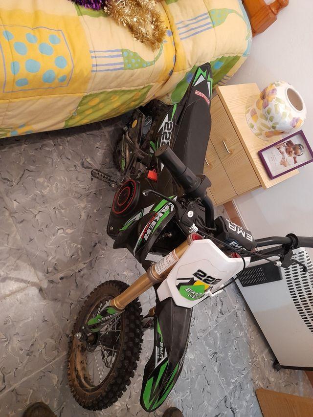moto cross electrica 1000w