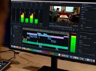 Editor / Edición de vídeo profesional