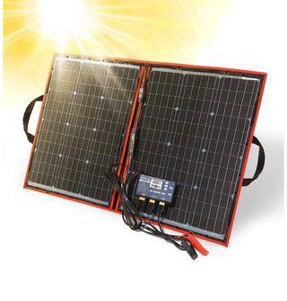 Placa Solar portátil Dokio 100W