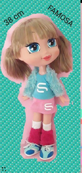 muñeca TEN JAGGET de Famosa