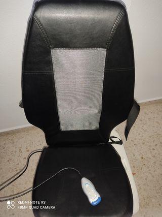 sillón de masaje