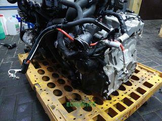 Caja de cambios Audi VW Skoda SSW DSG